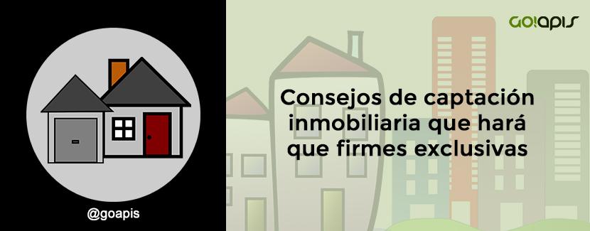 Captación inmobiliaria: Cómo captar viviendas como un profesional