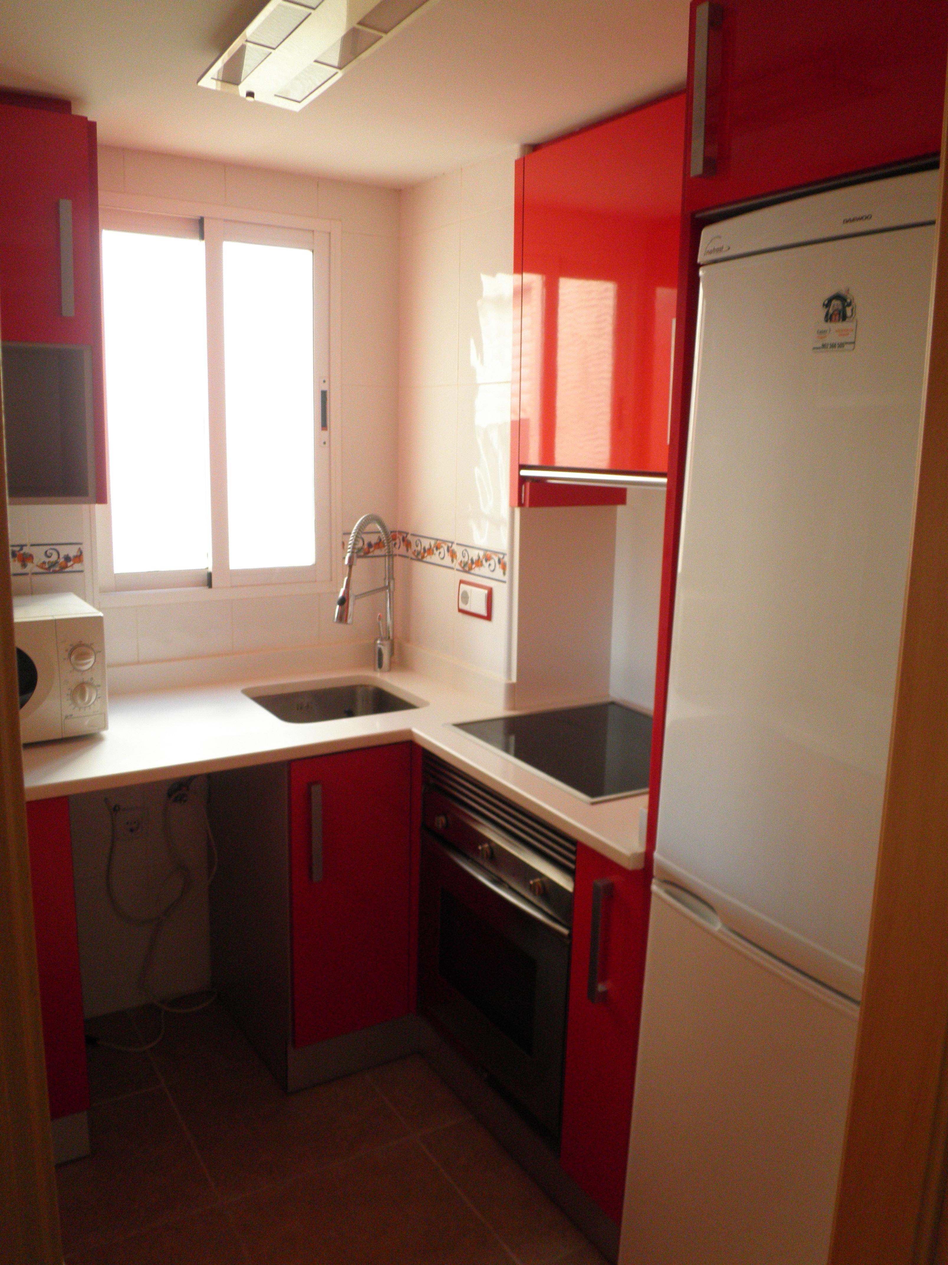 Apartamentos - cas1287