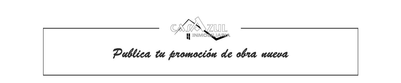 Publica tu promoción de obra nueva en Alicante.